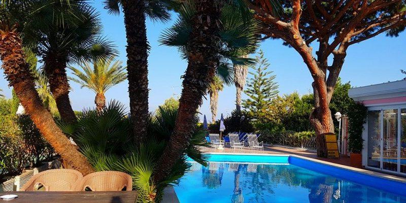 Dove dormire a Ischia: Hotel Terme Colella a Forio