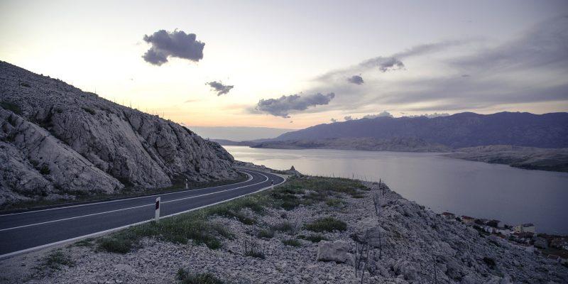 Viaggiare in moto in Croazia