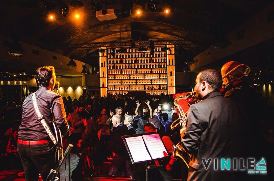 Un moscow mule al ritmo di swing, il Vinile Club a Roma