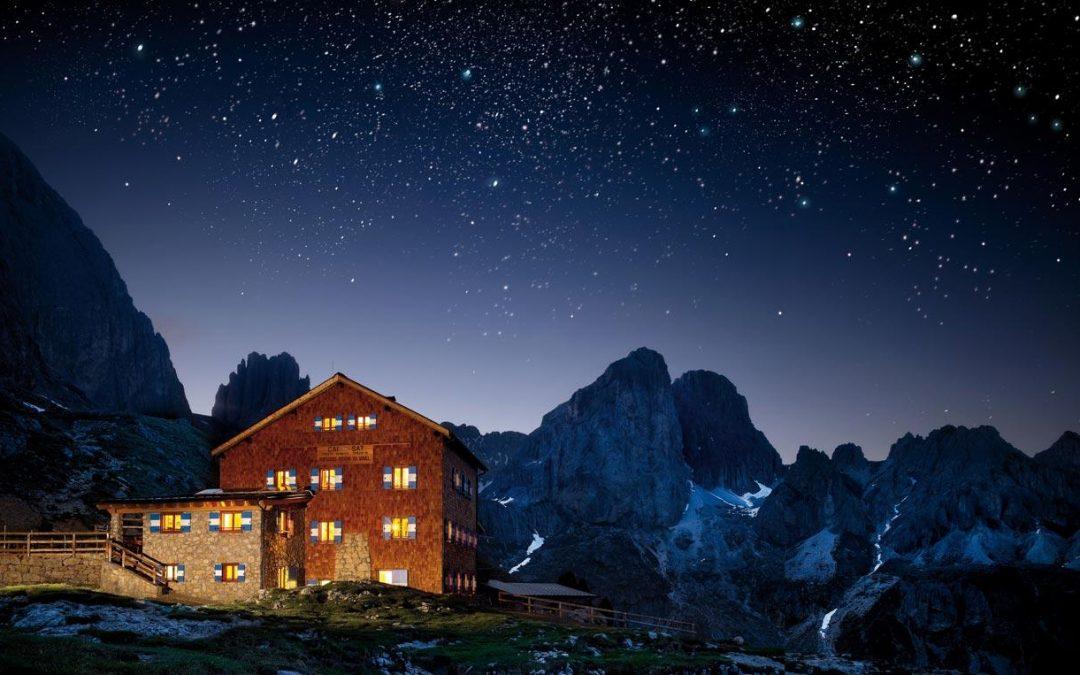 Vacanze in Trentino a settembre: la magia dei rifugi