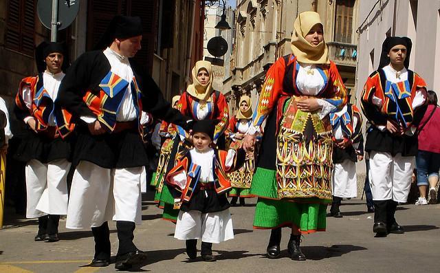Sardegna: un percorso nelle tradizioni