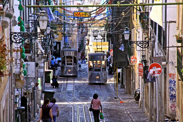 Lisbona in 4 giorni: un viaggio al femminile