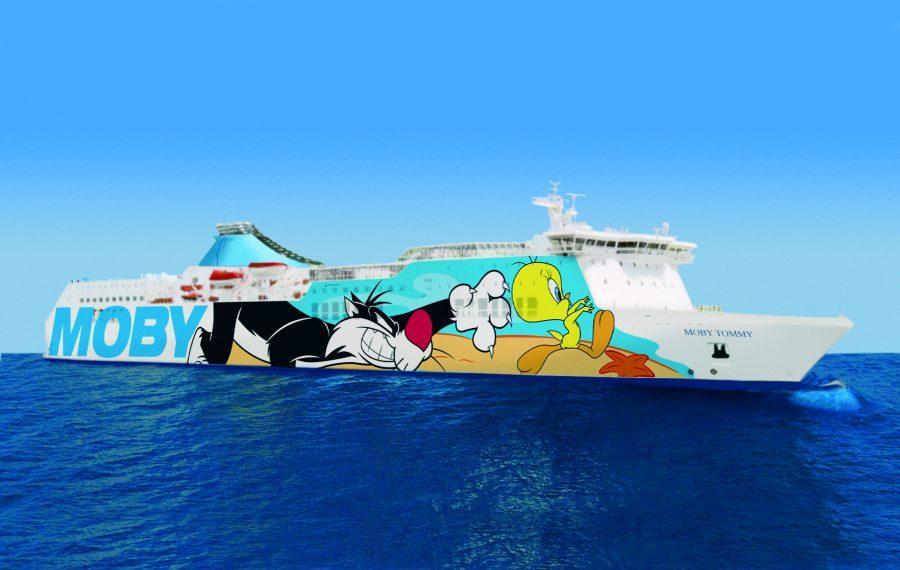 viaggio in nave nel Mediterraneo