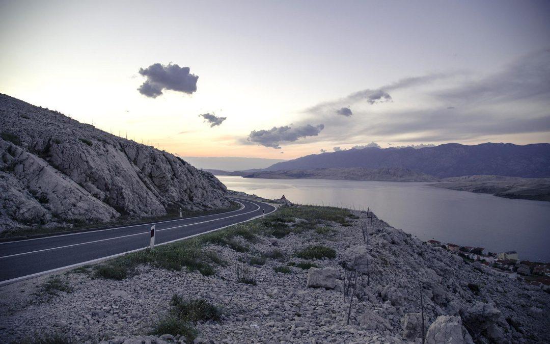 Viaggiare in moto in Croazia, le strade più panoramiche