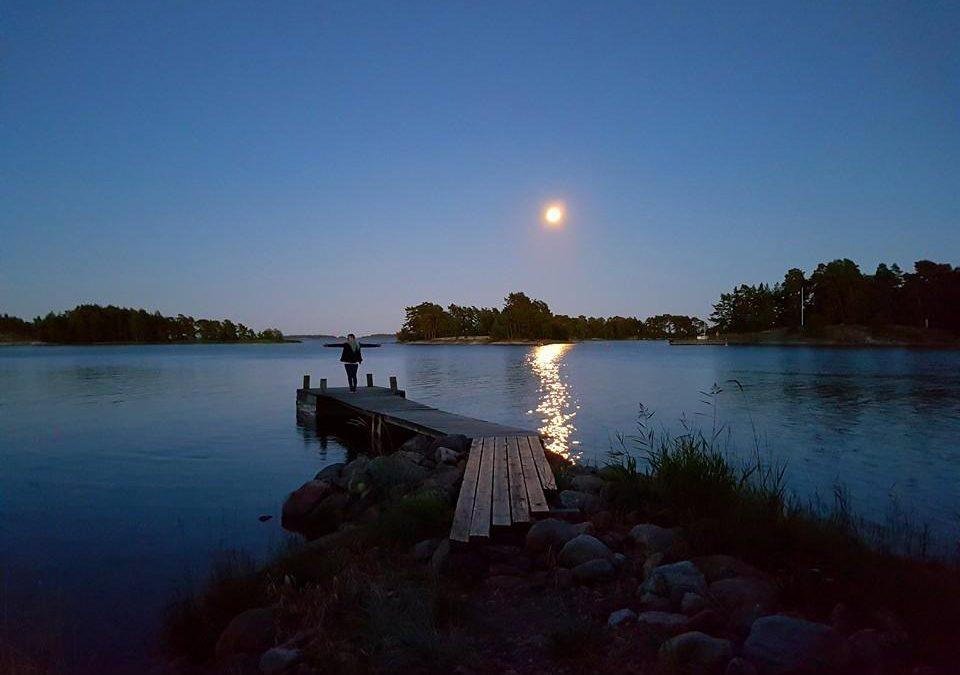 Tornare indietro nel tempo nelle isole di Turku, in Finlandia