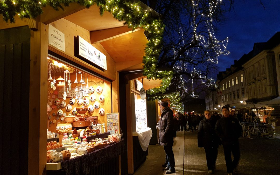 I mercatini di Natale in Slovenia