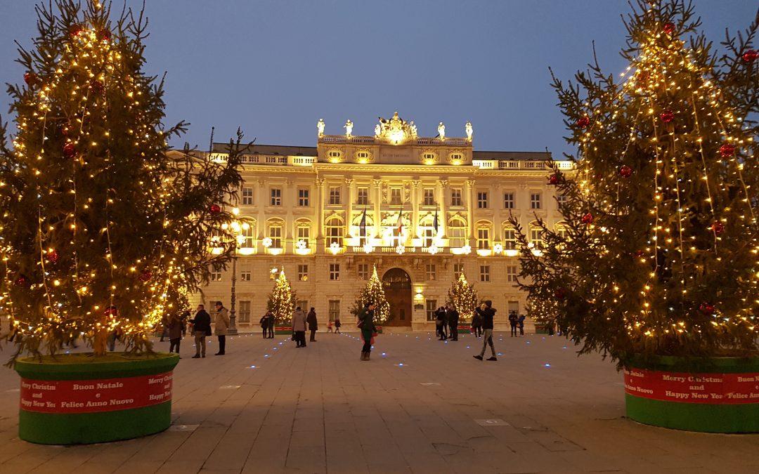 I mercatini di Natale di Trieste