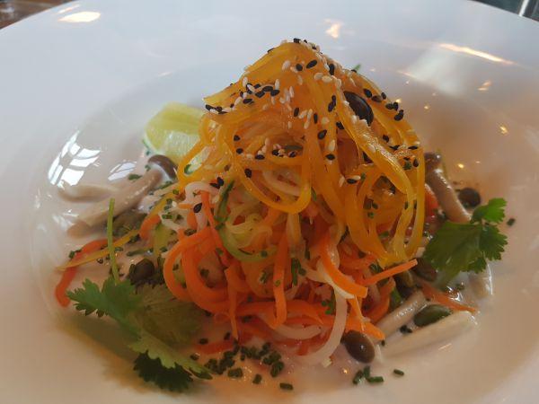 menu vegetariano tallinn