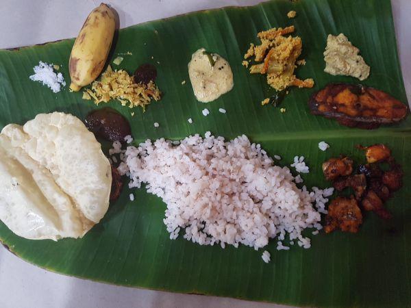 cucina tipica kerala