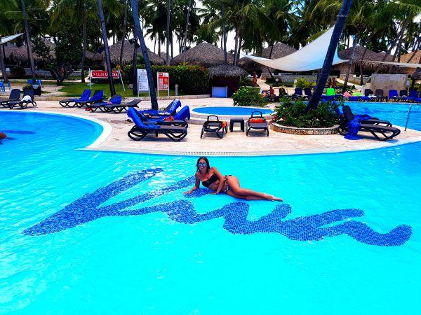 Piscina Viva Wyndham Dominicus Beach