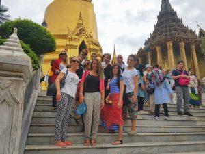 viaggiare da soli in Thailandia