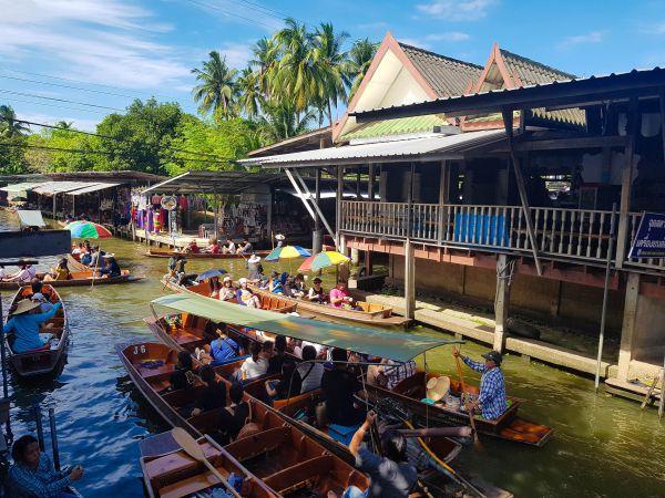 Cosa vedere in Thailandia, itinerario di 12 giorni in estate