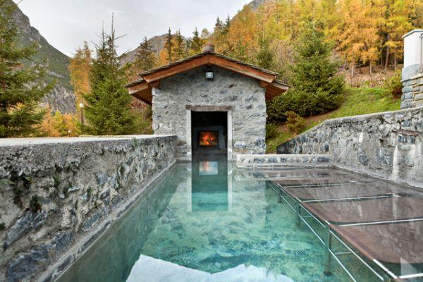Viaggiare da sole in valtellina vacanze relax alle terme di bormio - Bormio bagni vecchi ...