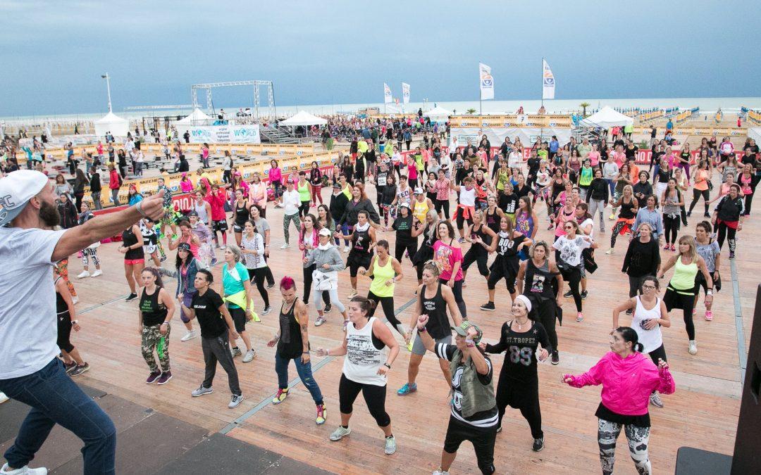 Beach Fitness di Bibione, per chi ama le vacanze attive in spiaggia