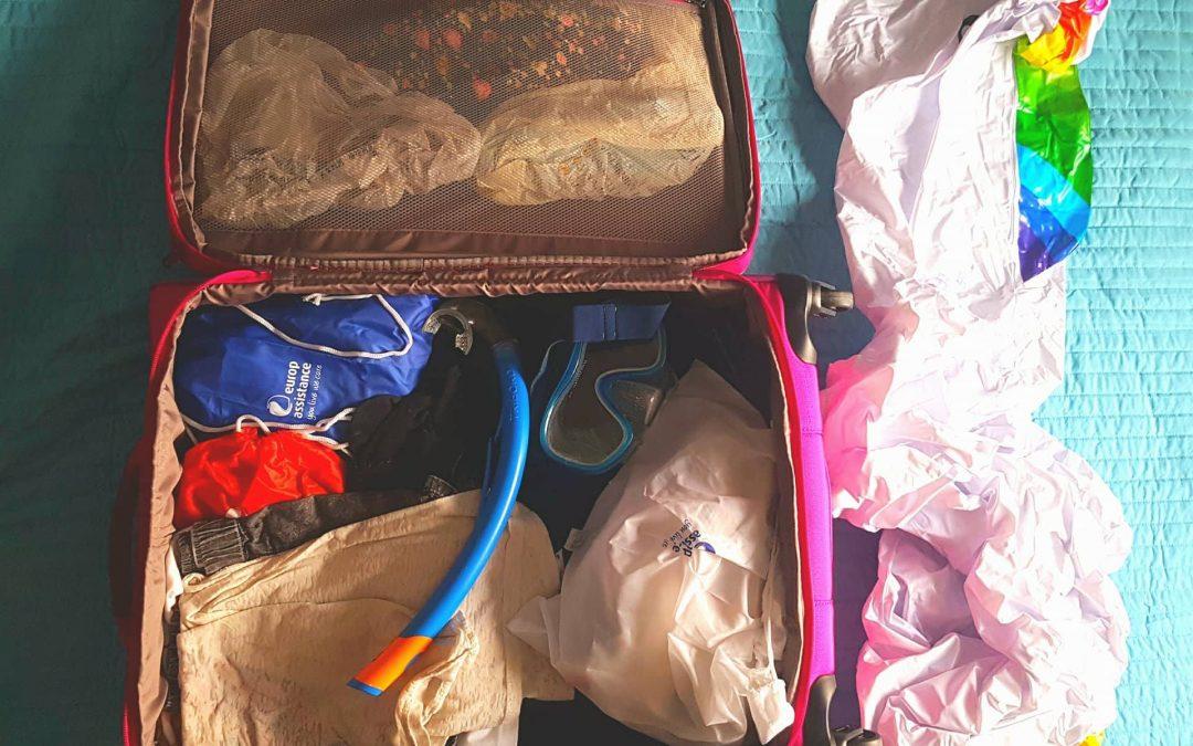 Preparare la valigia per le Maldive, cosa porterò in viaggio con me