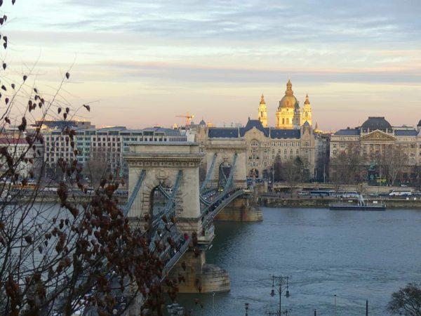 Budapest a dicembre