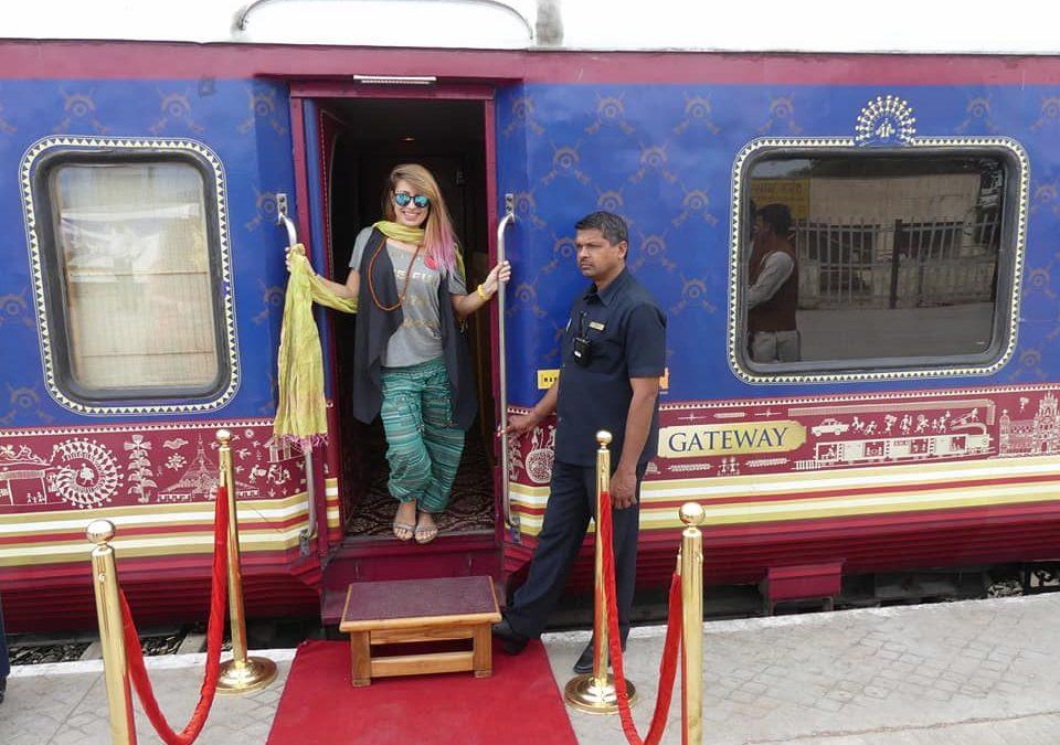 Viaggiare in India su un treno di lusso, 7 giorni a bordo del Deccan Odissey