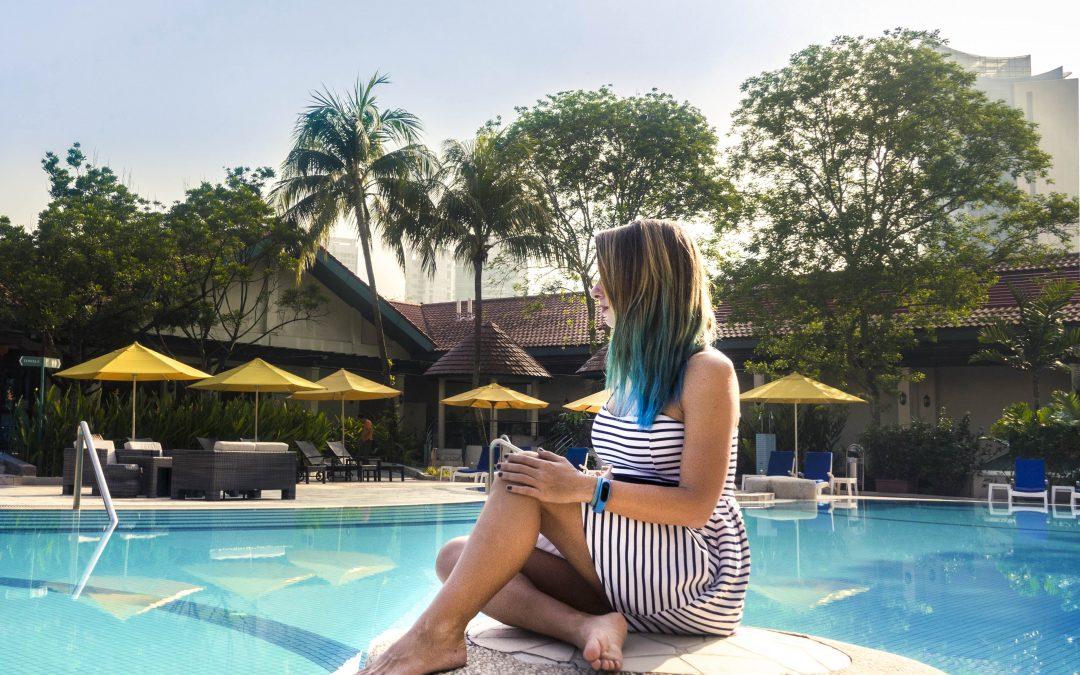 Dove dormire a Singapore, hotel Jen Tanglin