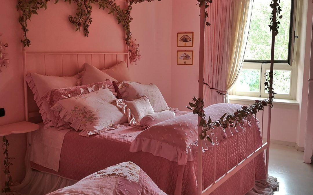 Dove dormire a Borgotaro, il B&B con piscina Rose e cioccolato