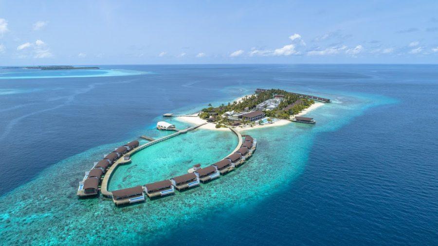 Il nuovo resort alle Maldive Westin Miriandhoo