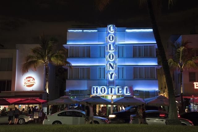 Vita notturna a Miami, il meglio di South Beach