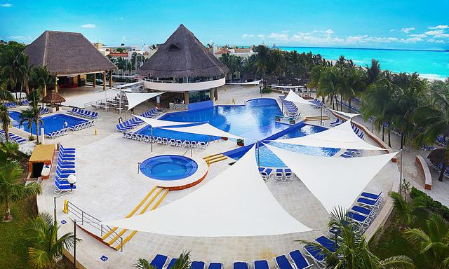 piscine viva maya messico