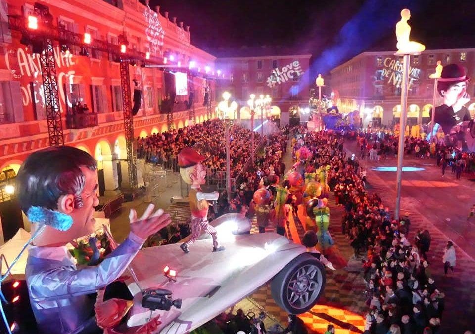 Il Carnevale di Nizza, tutte le info per partecipare