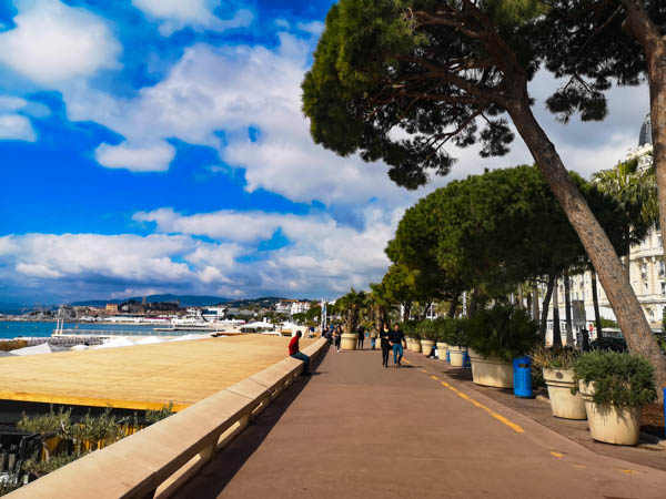 Week end da sogno a Cannes in primavera
