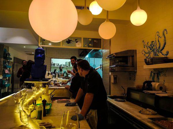 ristorante Peixes Nizza