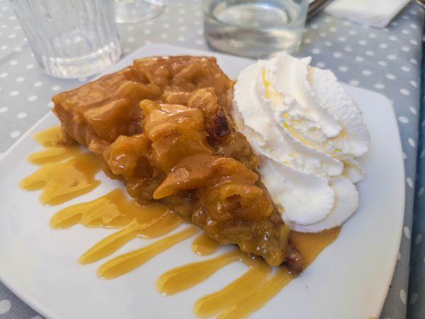 torta di mele Francia