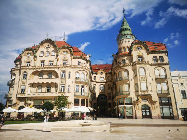 what to see in Oradea