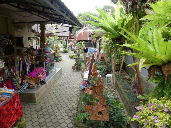 villaggio tradizionale Penglipuran Bali