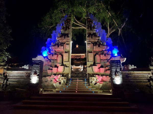 tempio Pura Dalem Ubud