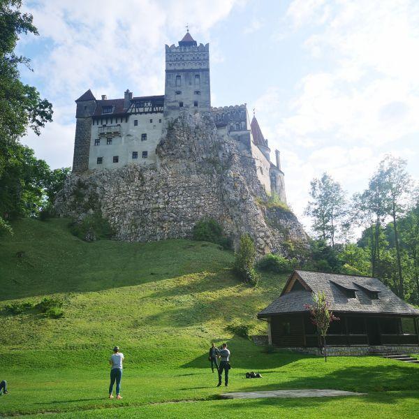 Bran Dracula castle