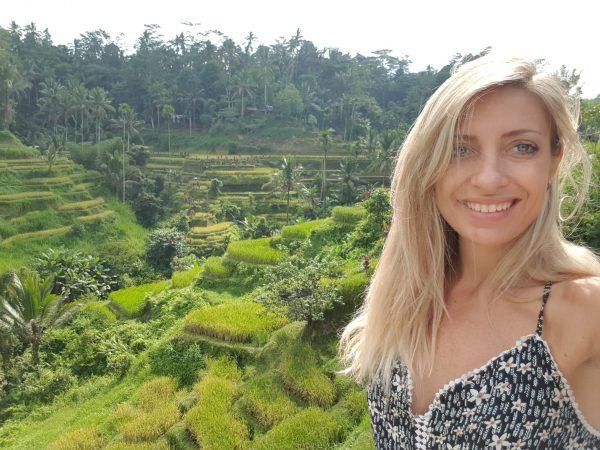 risaie di Tengallalang Bali