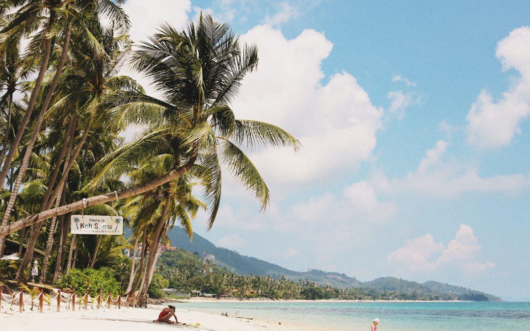 Spiagge di Koh Samui, le 7 più belle da vedere