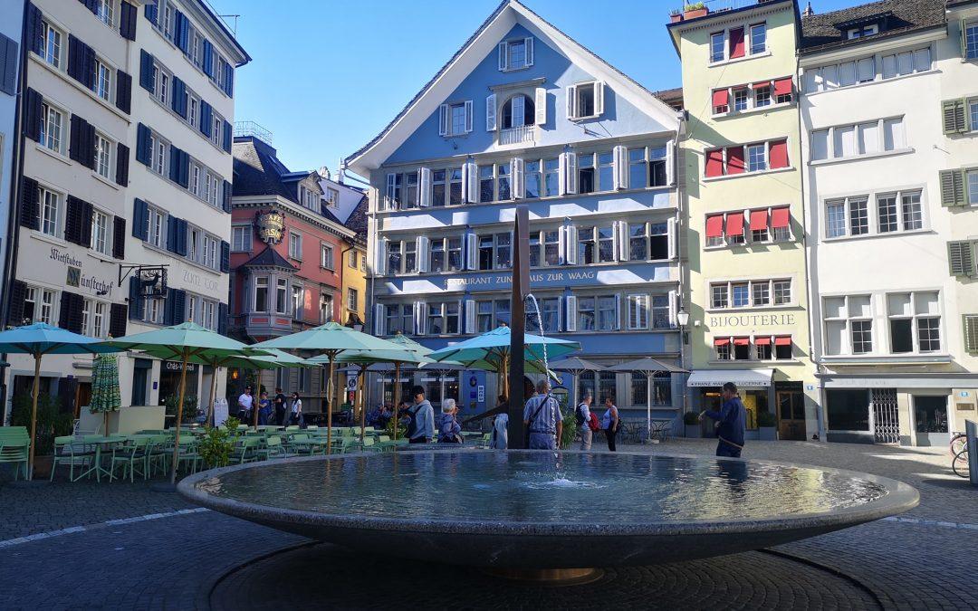 Cosa vedere a Zurigo in 2 giorni