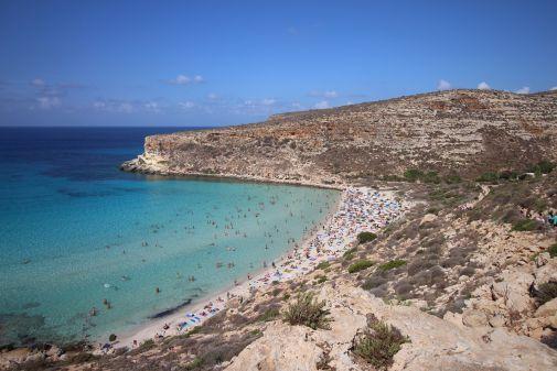 Lampedusa Capodanno 2020