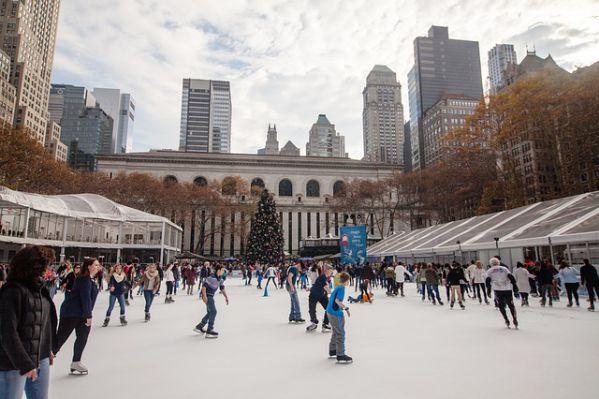 Cosa fare a Natale a New York, 8 cose da non perdere
