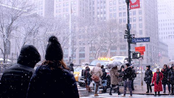 New York Natale
