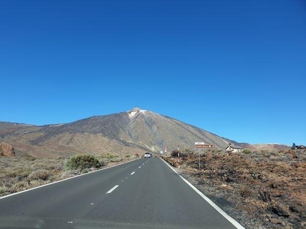 parco del Teide Tenerife