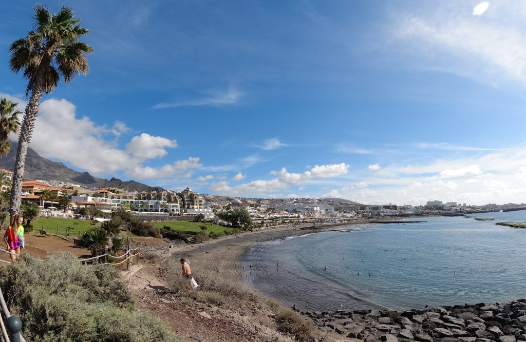 spiagge Tenerife Sus Adeje